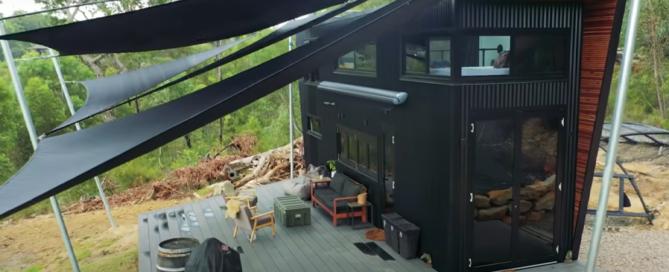 Ülimoodne pisike maja