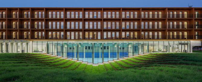 Lasita Aken huvitavamad objektid #8: Sisekaitseakadeemia Narva õppekeskus