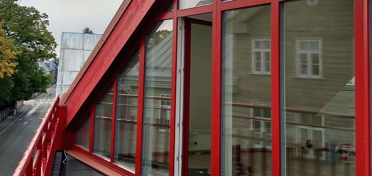 Lasita Aken huvitavamad objektid #9: Kastani 43, Tartu