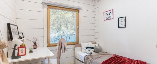 U-väärtus määrab akna soojapidavuse
